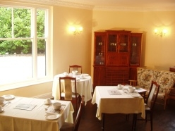 Breakfast Room at Wainwright House, Bed & Breakfast, Kendal, Lake District
