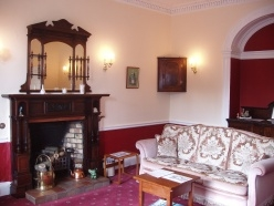 Lounge at Wainwright House, B&B Kendal, Lake District
