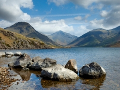 View of Wastwater, Lake District