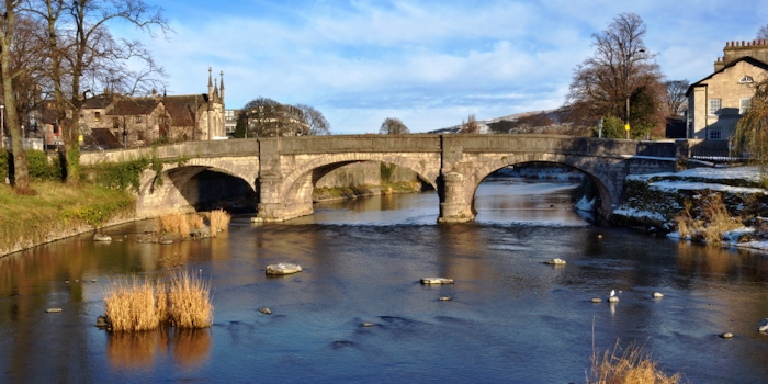 Kendal is the Gateway to the Lake District