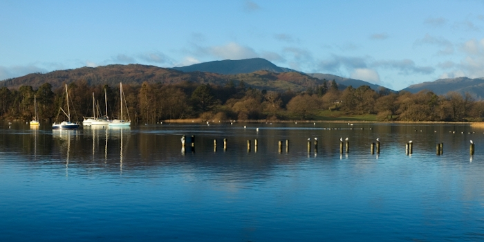 Enjoy the beauty of the LAke District